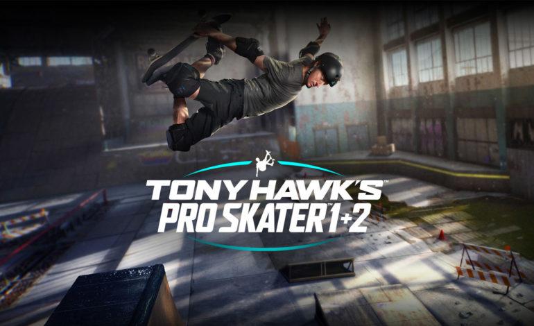 Tony Hawk's Pro Skater débarque sur les next-gens !
