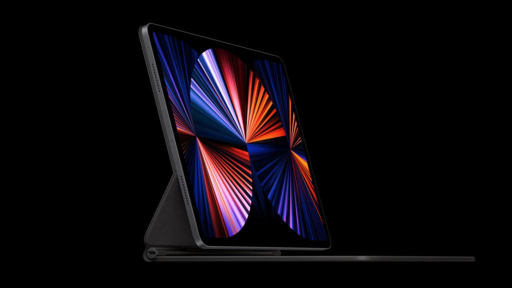 Apple New Ipad Pro M1 Visuel