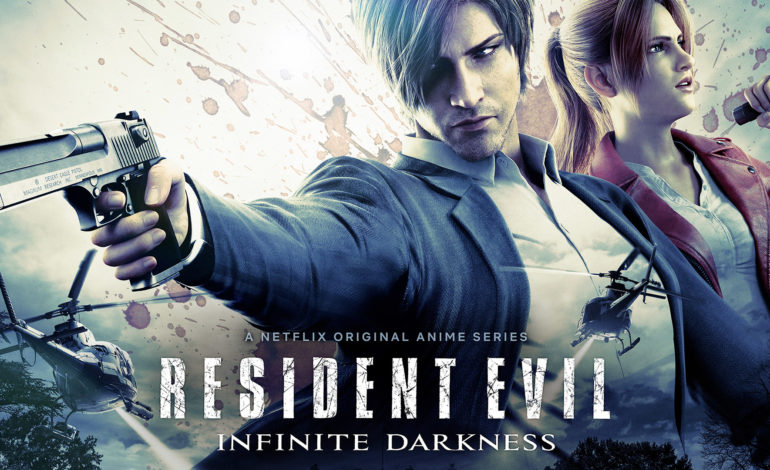 Resident Evil: Infinite Darkness Header