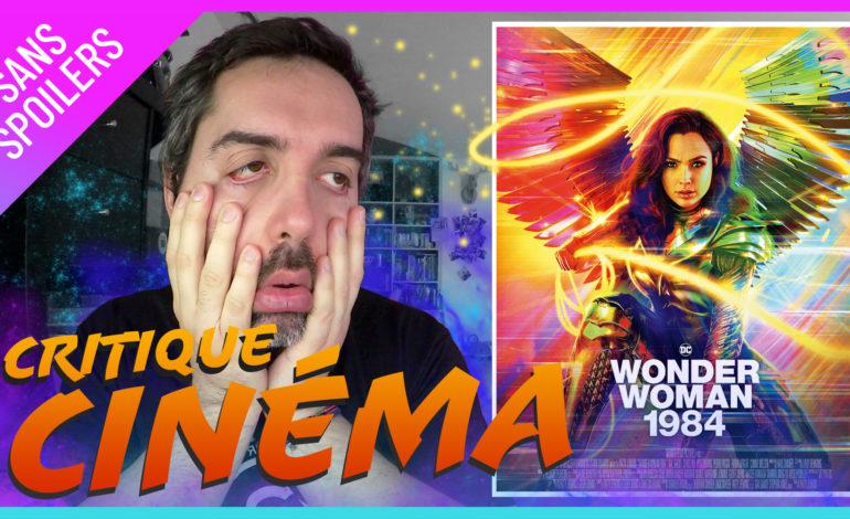 Découvrez mon avis sur Wonder Woman 1984