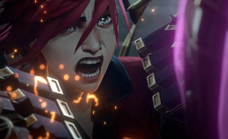 Arcane Netflix Riot Games League of Legends