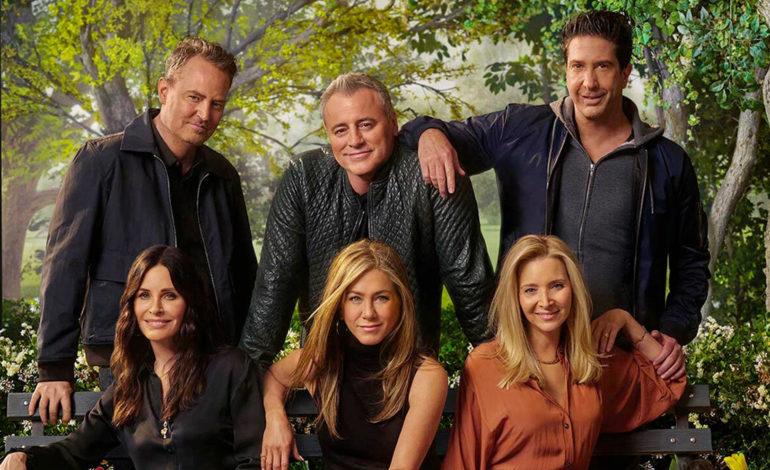 Friends: The Reunion Casting