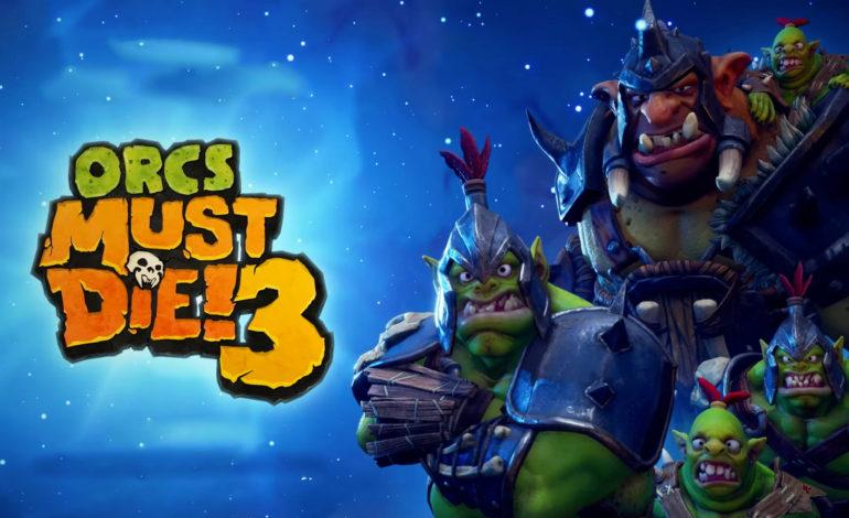 Orcs Must Die! 3 débarque sur PS4/PS5