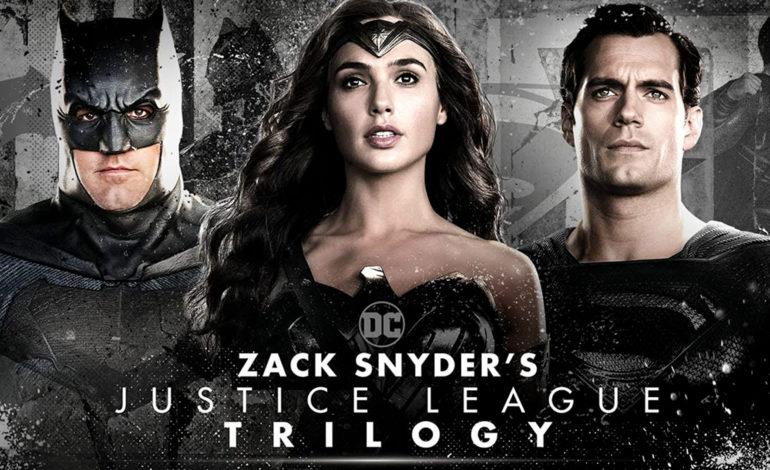 Un coffret Zack Snyder's Justice League Trilogy !!!