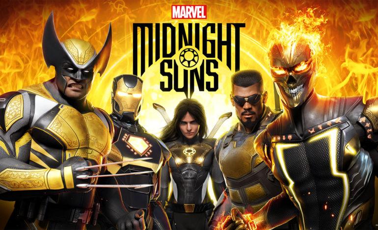 [Gamescom21] 2k Games nous présente Marvel's Midnight Suns