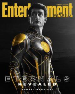 Marvel Eternals Poster BBBuzz