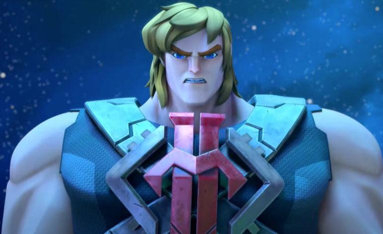 Oui, c'est bien la bande-annonce de He-Man and The Master of Universe…