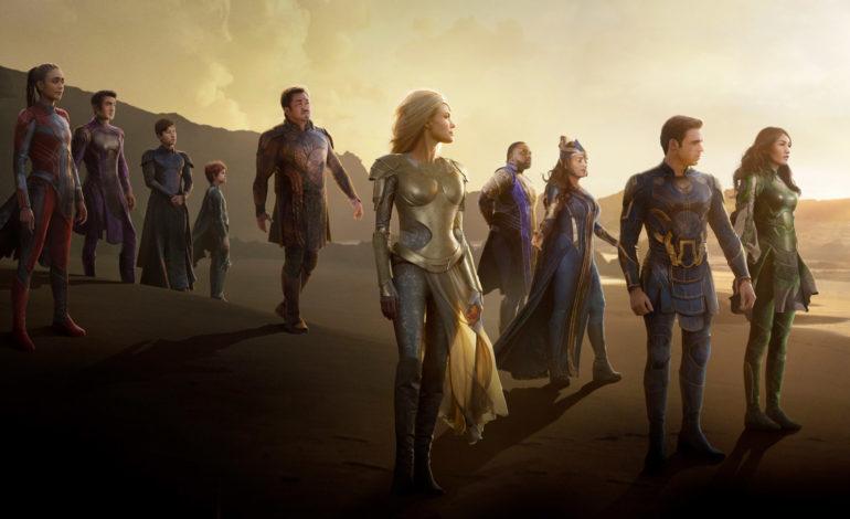 Nouvelle bande-annonce pour Les Éternels de Marvel
