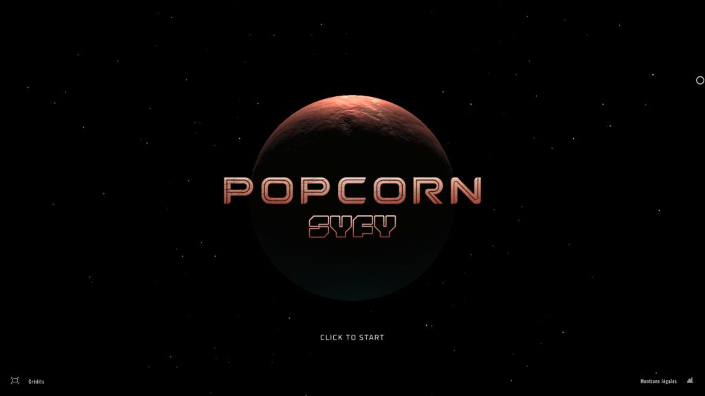 PopCorn SYFY Click to Start BBBuzz