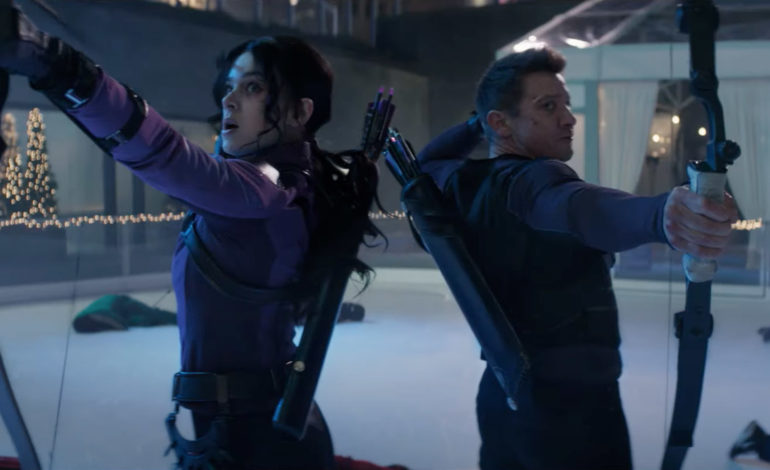 Première bande-annonce pour la série Hawkeye sur Disney+