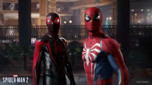 Marvel's Spider-Man 2 PlayStation Showcase PS5 BBBuzz