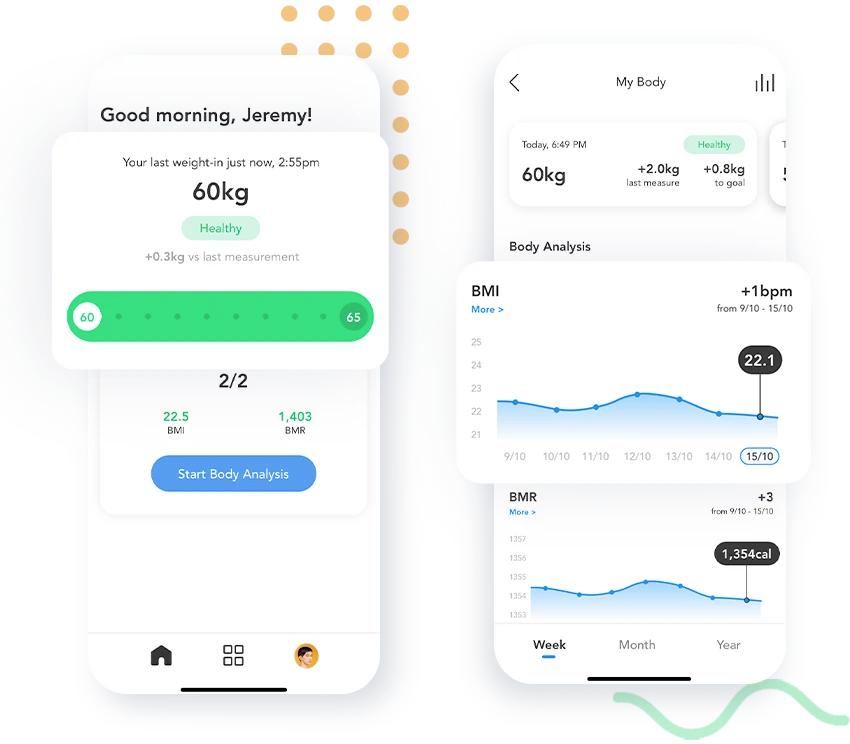 NOERDEN BIMI Balance Connectee App BBBuzz