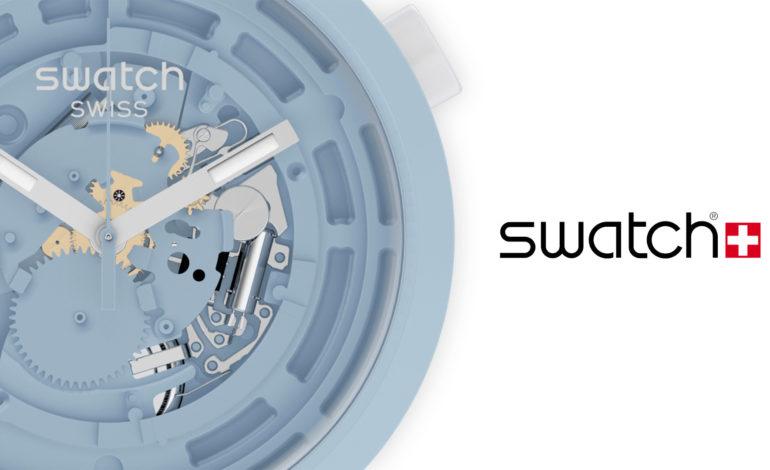 Voici la nouvelle BIG BOLD BIOCERAMIC de chez Swatch !