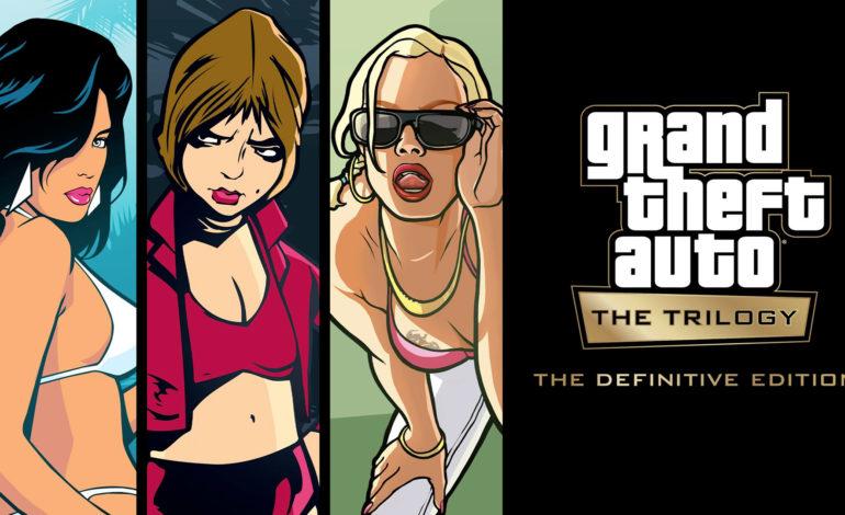 Grand Theft Auto: The Trilogy – Date, prix et trailer !